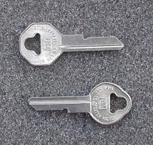 1965-1966 Chevrolet Chevelle Key Blanks