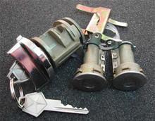 1986-1989 Chrysler LeBaron GTS Ignition and Door Locks