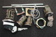 1986 Chrysler Laser Ignition, Door and Trunk Locks