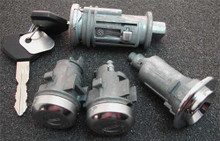 1998-2004 Chrysler LHS Ignition, Door and Trunk Locks