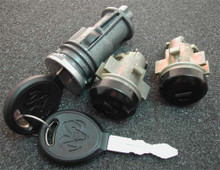 2004 Dodge Ram Pickup Ignition and Door Locks