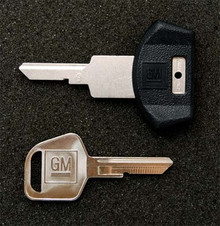 1988-1990 Oldsmobile Cutlass Supreme Key Blanks