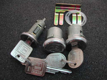 1966-1967 Pontiac Bonneville Ignition and Door Locks