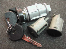 1997 Jeep Wrangler Ignition and Door Locks