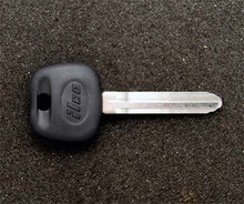 2007-2009 Toyota Tundra Transponder Key Blank