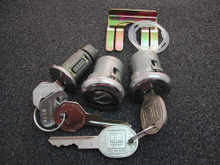 1960-1965 Chevrolet Citation & Corvair Ignition and Door Locks