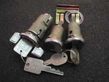 1982 Chevrolet Corvette Ignition and Door Locks