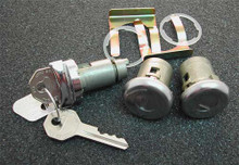 1953-1964 Chevrolet Corvette Ignition and Door Locks