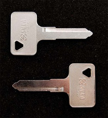 2006-2009 Victory Ness Jackpot Motorcycle Keys