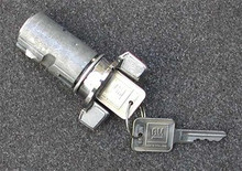1982-1985 OEM Cadillac Seville Ignition Lock