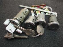1991-1992 Cadillac Fleetwood Ignition, Door and Trunk Locks