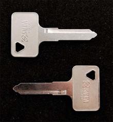 1991-1992 Kawasaki ZXR 750 Ninja Motorcycle Keys