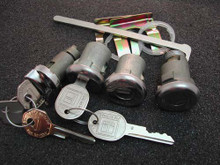 1961-1965 Buick Special Ignition, Door and Trunk Locks