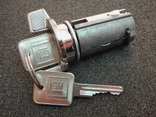 1973, 1974, 1975 OEM Buick Apollo Ignition Lock