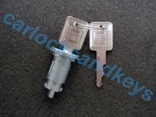1977-1981 OEM Chevrolet Full Size Van G20, G30 Ignition Cylinder Lock
