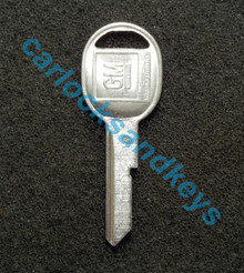 OEM GM Buick Cadillac Chevrolet Oldsmobile Pontiac 'B' Key Cut To Your Key Code