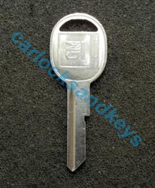 OEM GM Buick Cadillac Chevrolet Oldsmobile Pontiac 'D' Key Cut To Your Key Code