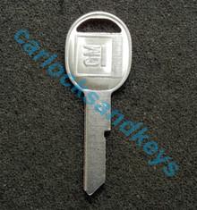 OEM GM Buick Cadillac Chevrolet Oldsmobile Pontiac 'H' Key Cut To Your Key Code