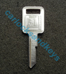 OEM GM Buick Cadillac Chevrolet Oldsmobile Pontiac 'J' Key Cut To Your Key Code