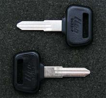1981-1983 Nissan ( Datsun ) 300ZX, 280ZX Key Blanks
