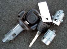 2000 GMC Suburban Ignition and Door Locks