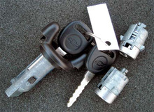 1999-2000 GMC Full Size Pickup Ignition and Door Locks