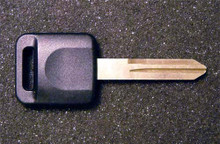 2005-2007 Nissan Xterra Transponder Key Blank