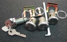1962-1964 Chevrolet Nova Ignition, Door and Trunk Locks