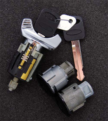 1995 Ford Ranger Ignition and Door Locks