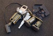 1981-1987 Mercury Lynx Ignition and Door Locks