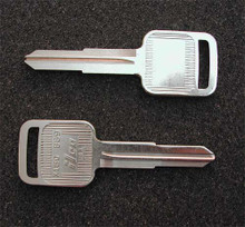 1989-2004 Geo Tracker Key Blanks