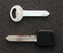1995-1996 Mercury Mystique Key Blanks