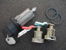 2001-2004 Mazda B-Series Pickup Ignition and Door Locks