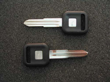 1992-2002 Isuzu Trooper & Trooper 2 Key Blanks