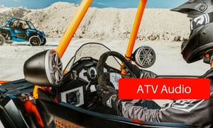 ATV and Powersports Audio at Stereo West Autotoys