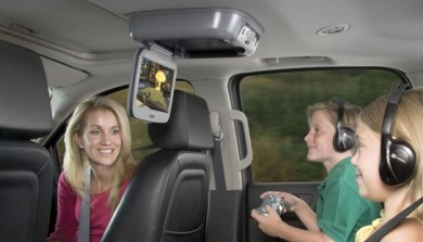 Rear Seat Entertainment at Stereo West Autotoys 402-393-2100