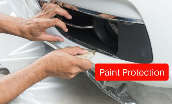Paint Protection Film at Stereo West Autotoys 402-393-2100