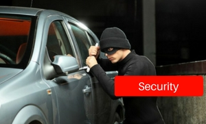 Security for your vehicle at Stereo West Autotoys