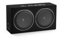 JL Audio CS212LG-TW1: Dual 12TW1 PowerWedge, Sealed, 2 Ω