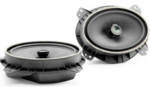 "Focal  IS 690TOY 6""x9"" component speaker system designed to fit select Toyotas"