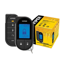 4706V LCD screen Remote Start from Viper