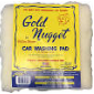 Gold Nugget Car Washing Pad