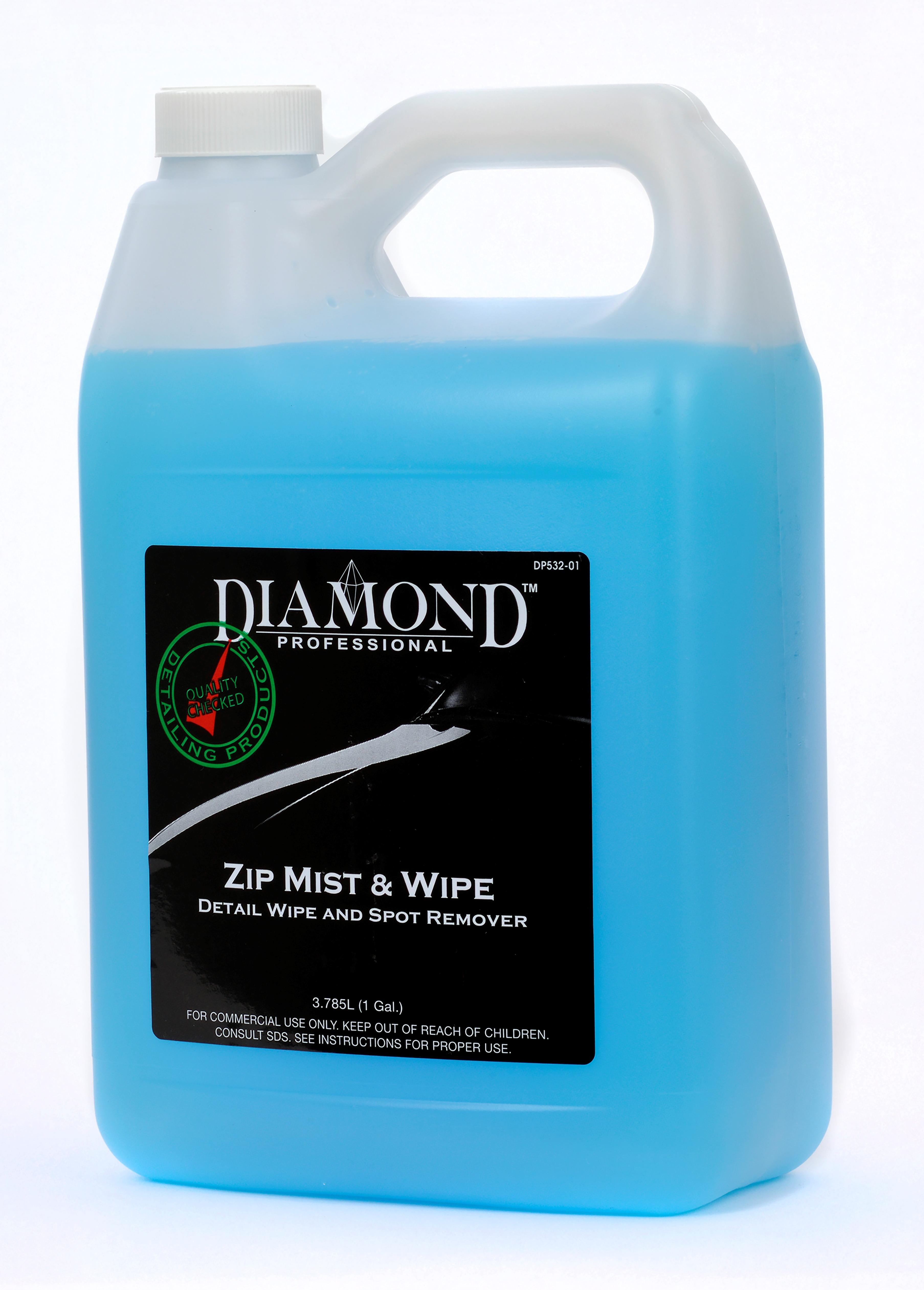 Zip Mist  & Wipe