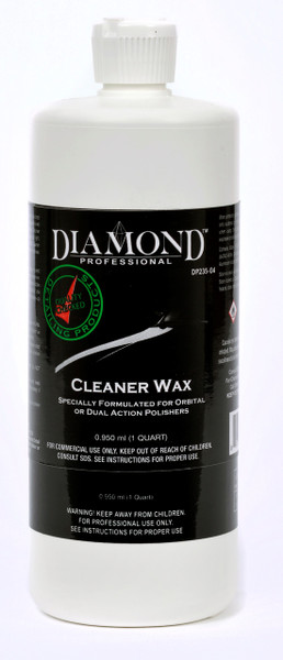 Cleaner Wax will enhance, protect and restore original luster and original depth of image to aged, or re-painted finishes. Cleaner Wax removes light scratches, swirl marks and imperfections and produces a brilliant, lasting shine.