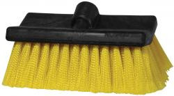 "Purchase one SM Arnold 8"" Bi-level Wash brush, get one  Wheel, Fender and Wheel Well brush free.  Your choice of short handle or long handle! (While supplies last).  The Bi-level Fountain truck/van/RV wash brush has densely filled flagged-tip bristles staple-set in a bi-level foam block with one threaded fountain handle hole."