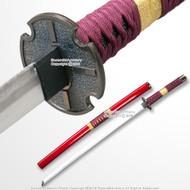 SparkFoam Fantasy Anime Samurai Foam Katana Toy Sword RD Video Game Weappon LARP
