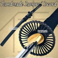 Wakizashi Iaito Unsharpened Blade Short Training Katana Practice Sword Iaido