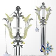 """34.5"""" Sora  Oathkeeper  EVA Foam Fantasy Sword"""