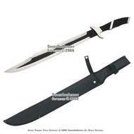 Full Tang Blade Hunting Survival Machete Sword