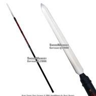 """Japanese 74 """" Yari Spear"""